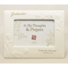 Godmother Porcelain Photo Frame