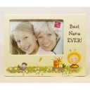 Best Nana Ever Picture Frame