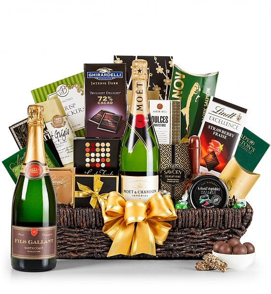 Romantic Gift Baskets to USA
