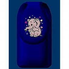 Elephant Glow In The Dark Cell Phone Holder