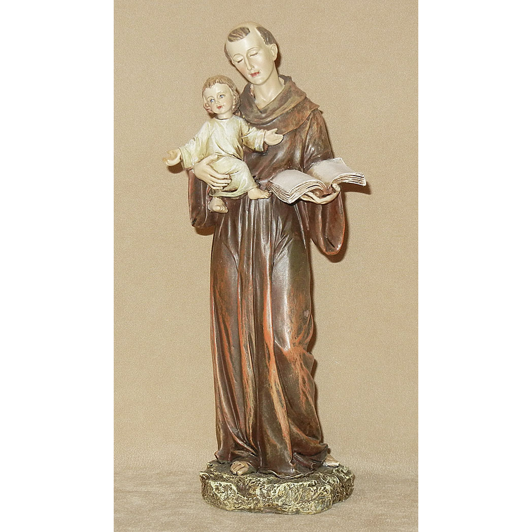 St. Anthony Religious Figurine