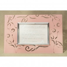 Pink Swirls Grandmother Frame
