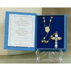 In Loving Memory Sympathy Rosary