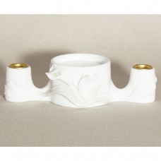Calla Lilly Wedding Unity Candle Holder Set