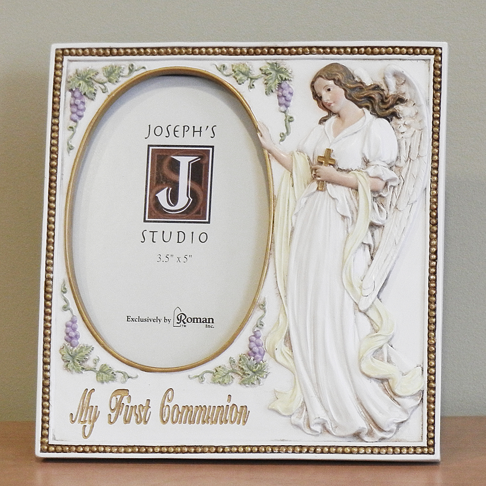 Guardian Angel Frame First Communion