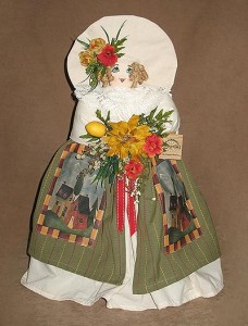 Melinda Doll with country home design - The Country shop