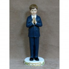 Boy Figurine St. Joseph's Studio First Communion