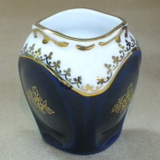 Pompadour I Holder Mini Vase Zsolnay Fine Porcelain