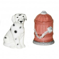 Dalmatian Decorative Salt and Pepper Shaker