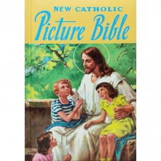 New Catholic Picture Bible Book