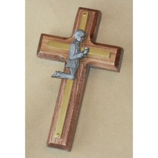 Cross for Boy Wood Cross First Communion
