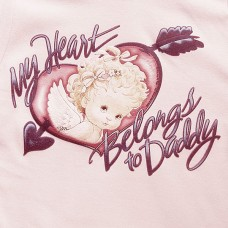 My Heart Belongs To Daddy T-Shirt