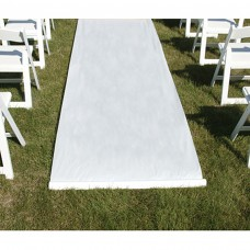 Wedding Isle Runner White
