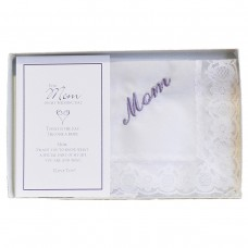 Mom Hanky Wedding