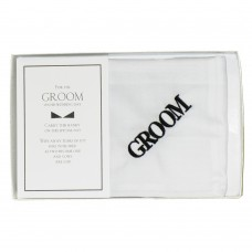 Groom Hanky Wedding