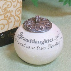 Granddaughter Candle Holder