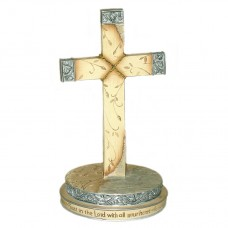 Cross Religious Figurine