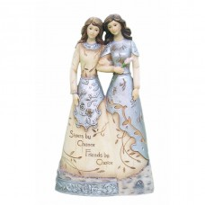Sisters by Chance Keepsake Figurine