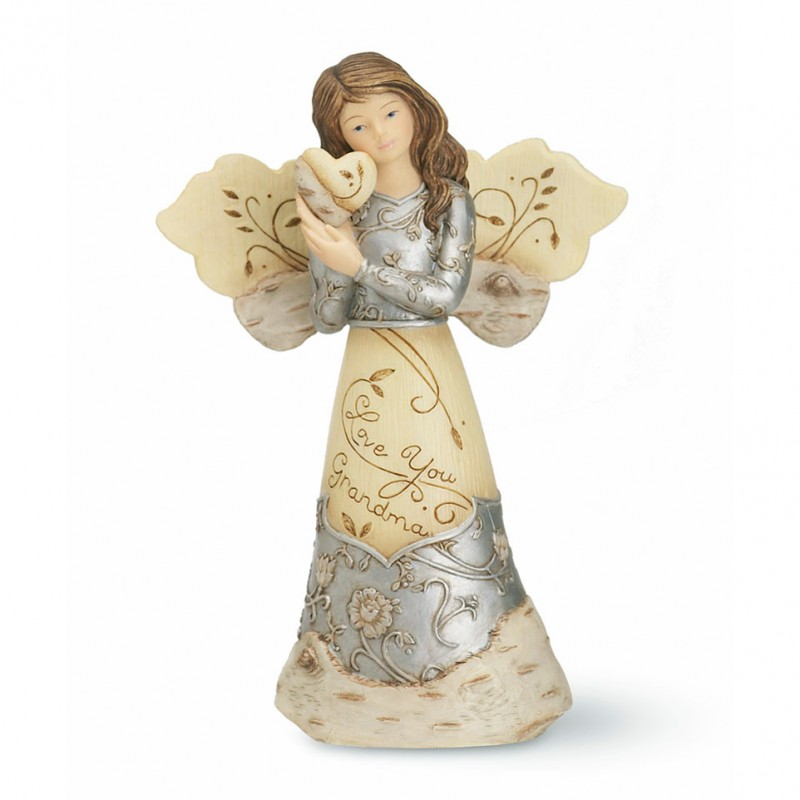 Grand Mother's Day - Love You Grandma Keepsake Figurine