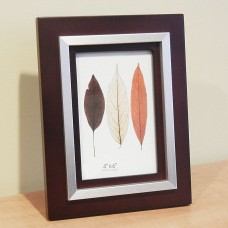 Rosewood Family Photo Frame
