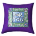 For You Glow In The Dark Pillow