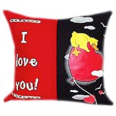 I love you Glow In The Dark Pillow