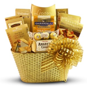 7 Star - Holiday gift basket