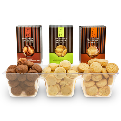 Cookie Delight Trio-Nut Free