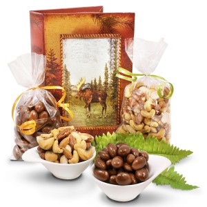 Spread a little cheer - Hunter gift box