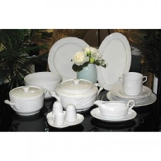 Magnolia Dinner Set Fine Porcelain Hollohaza