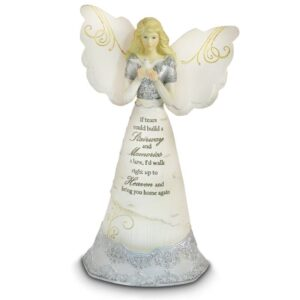 Sympathy Angel with dove