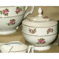 Liliane Tea Set Fine Porcelain Hollohaza