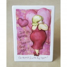 Believe in Love Plaque Hip Collection