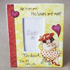 He Loves Me Frame Hip Collection