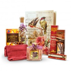 Pampering Her Bath Care Gift Deluxe