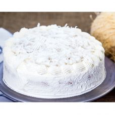 Coconut Vanilla Buttercream Cake