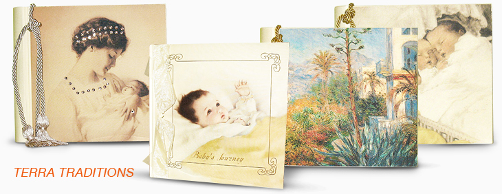 Terra Traditions Photo Albums