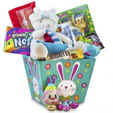 My Best buddy Bud - Easter Chocolate Sweet Basket