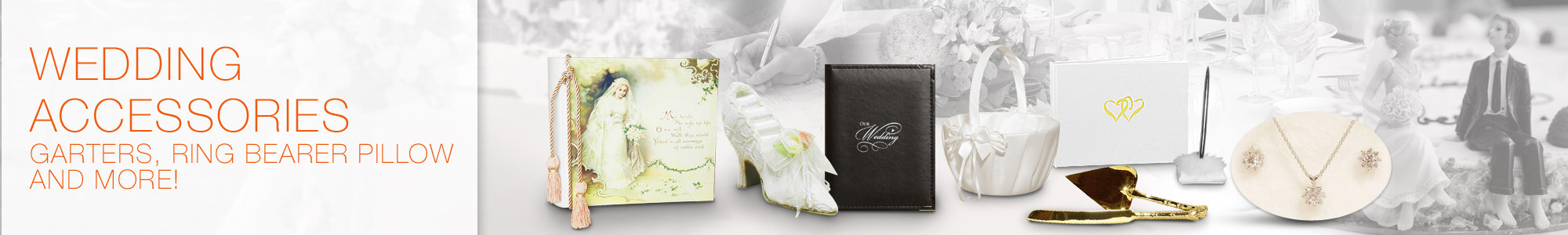Wedding Accessories - Isabelle's Dreams