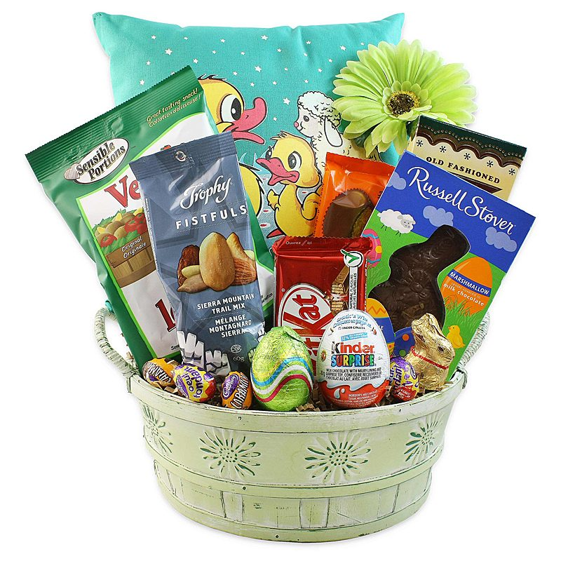 Easter Fun Party Basket - Easter Classic Kids Basket