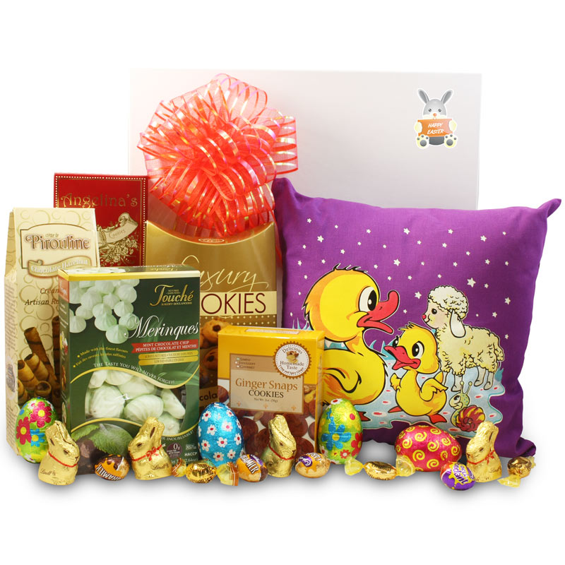 Ducky's Easter Surprise Box