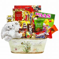 Easter Egg Hunting Party - Bunny Sweet Gift Basket