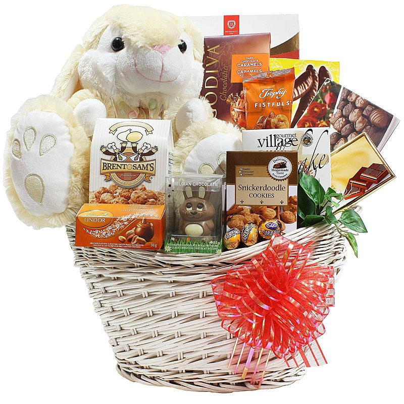 Peter Cottontail Sweet Shop Gift - Gourmet Easter Basket