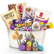 Traditional Easter Cheer - Easter Chocolate Basket