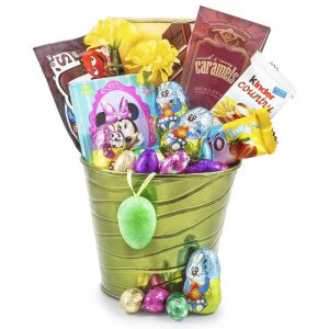 Hip Hop Easter Wishes Easter Basket - Easter Gift Pail