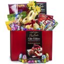 Look what the Easter Bunny brought in! - Easter Sweet Basket