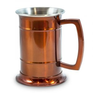 Copper Tankard Two Tone - Gifts for Men Ontario