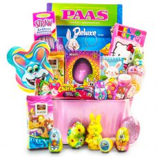 Easter Joy Chocolate Basket
