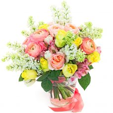 Seasons Freshest Lovely Flowers Hand Delivered Canada