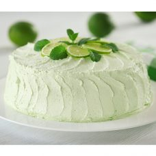 Tangy Key Lime Celebration Cake